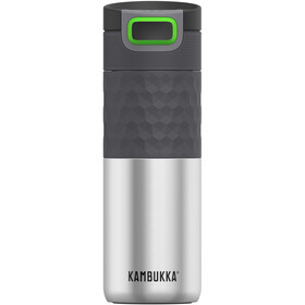 Kambukka Etna Grip Flaske 500 ml, stainless steel